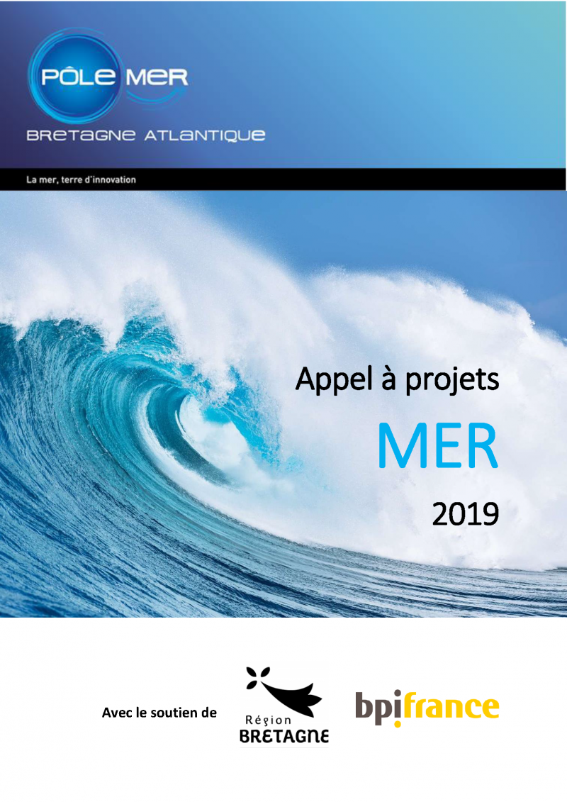 2019 Call for Sea projects