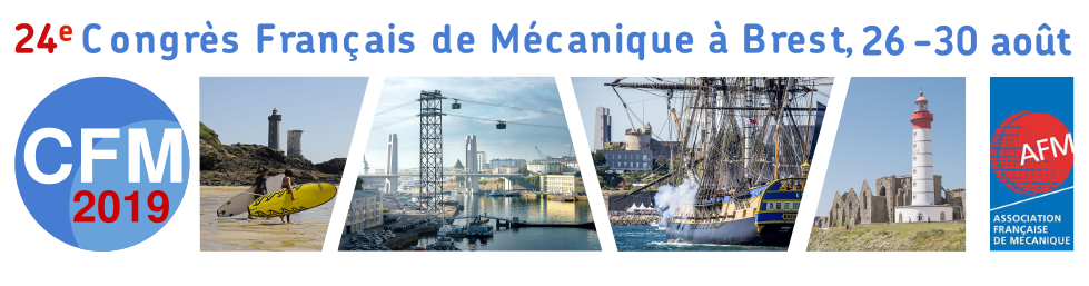 24th French Congress of Mechanics 2019