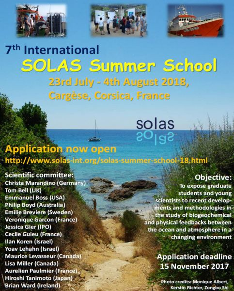 Solas Summer School