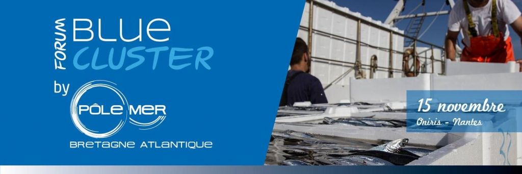 BlueCluster Forum by Pôle Mer Bretagne Atlantique: Earth & Sea Synergy
