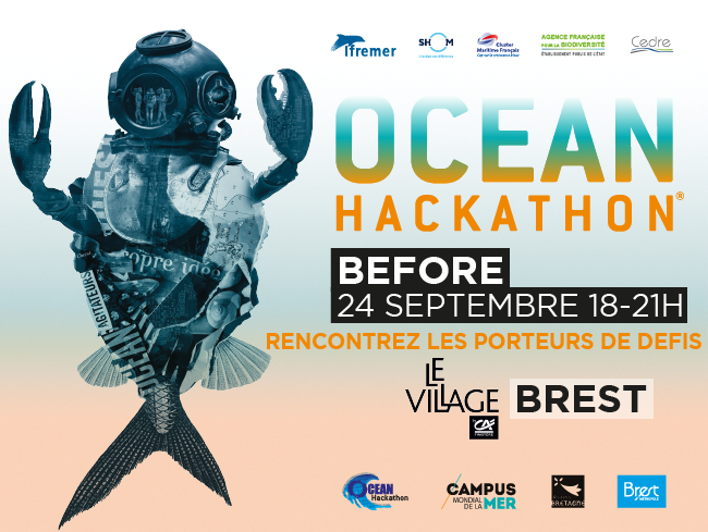 Before Ocean Hackathon® 2019