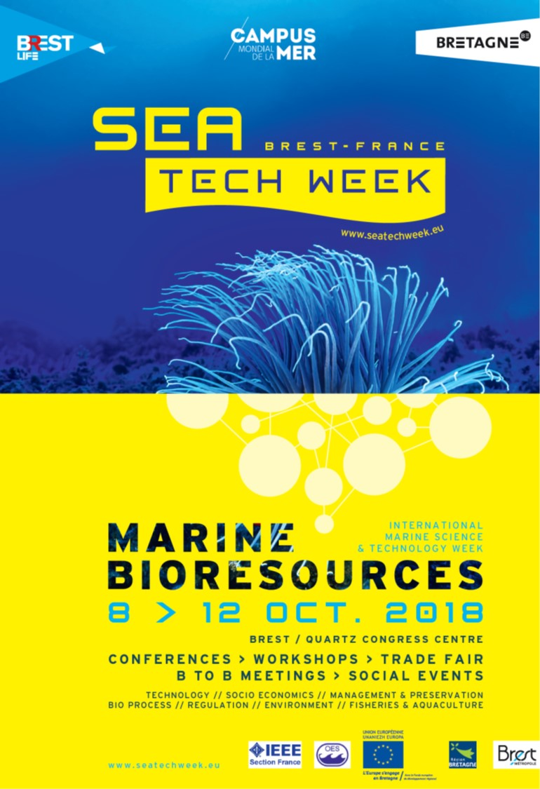 ANNOUNCEMENT: 11th edition of Sea Tech Week