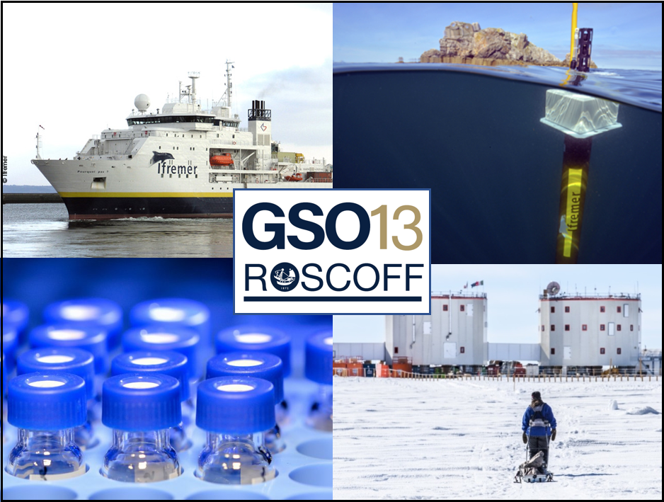 Back to the 13th GSO meeting, hosted in Roscoff and Brest