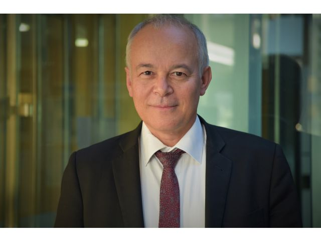 François HOULLIER, new CEO of IFREMER