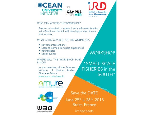 "Workshop on ""small-scale fisheries in the South"""
