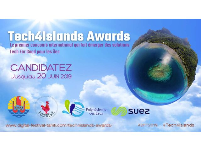 Launch of the Tech4Islands Awards international competition