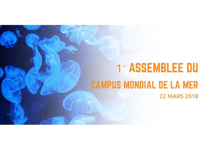 1st Assembly of the Campus mondial de la mer