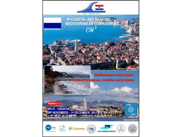 4th Coastal and Maritime Mediterranean Conference CM2