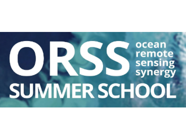 "ORSS2019: ""Ocean Remote Sensing Synergy"" summer school"