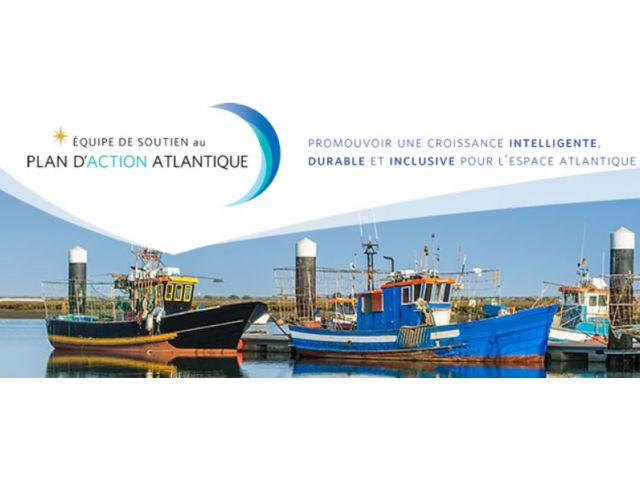 30 French projects identified by the support team for the Atlantic Action Plan