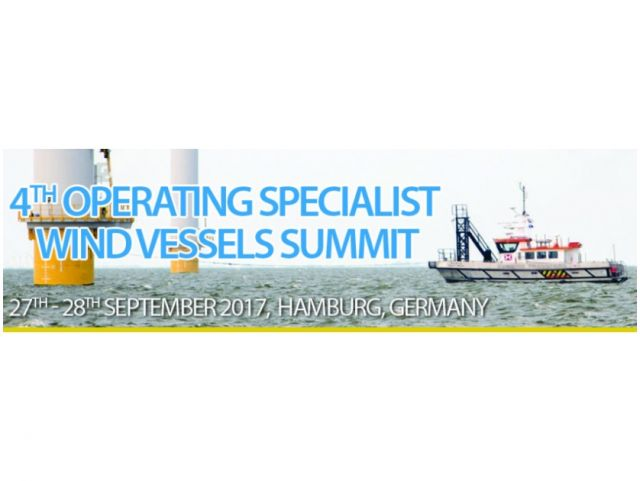 4th Operating Specialist Wind Vessels Summit