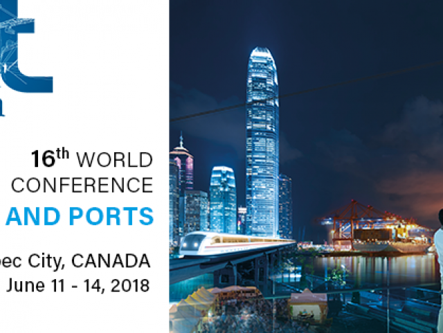 Next Generation : 16th world conference / Cities & ports