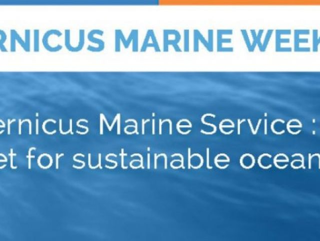The Copernicus Marine Week