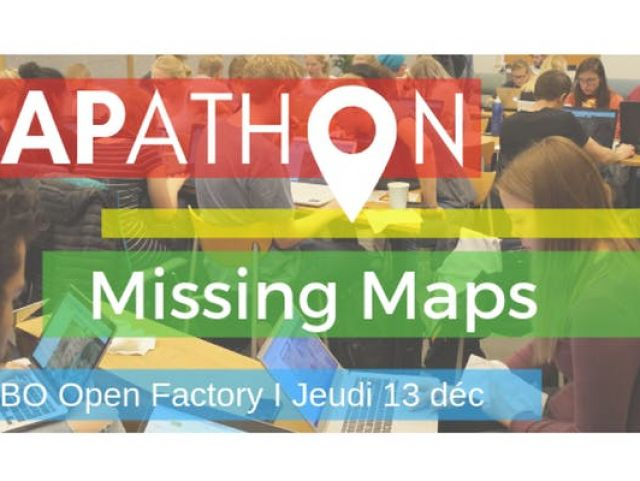 Mapathon UBO Open Factory