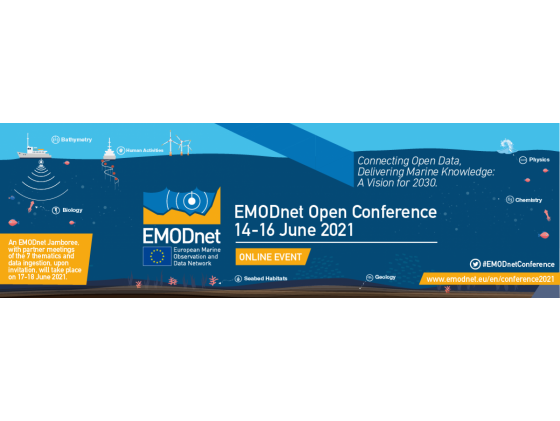 EMODnet Open Conference and Jamboree 2021