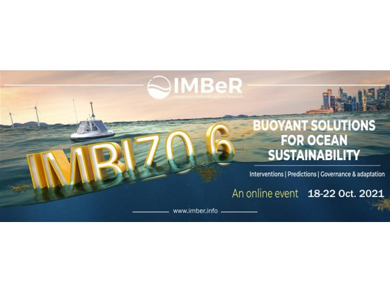 IMBIZO 6: Buoyant Solutions for Ocean Sustainability
