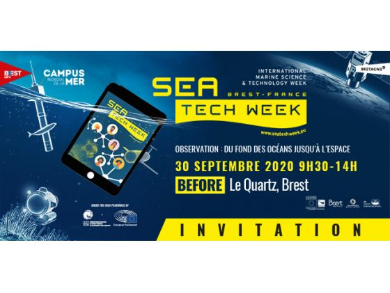 Sea Tech Week® 2020 : le Before
