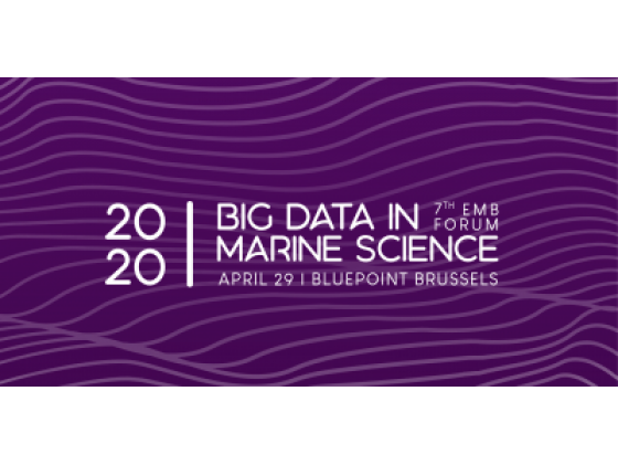 7th EMB Forum - Big Data in Marine Science