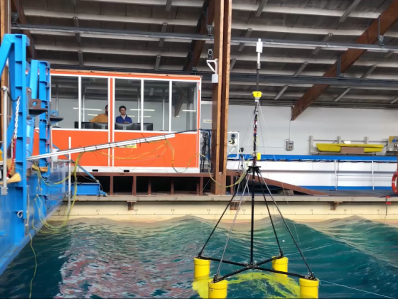THeoREM research infrastructure drives development of WindQuest floating turbine project